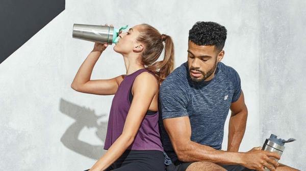 L-Arginin Wirkung gesunde Sportler Nahrungsergänzung