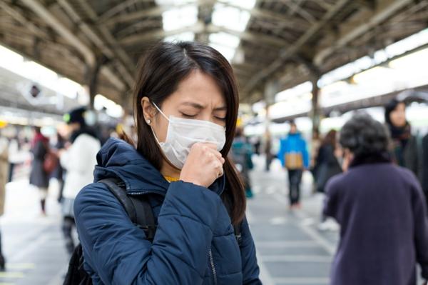Mundschutz Maske selber machen Atemschutzmaske