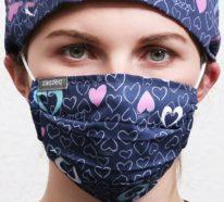 Mundschutz Maske selber nähen: Wissenswertes und Schritt-für-Schritt-Anleitung