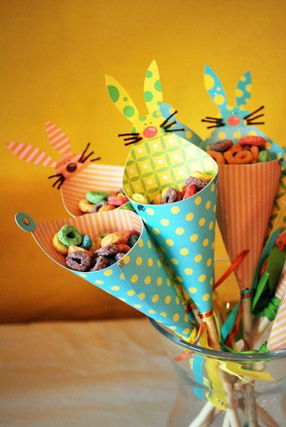 Oster-Bastelideen - tolle Ideen für die Kinder