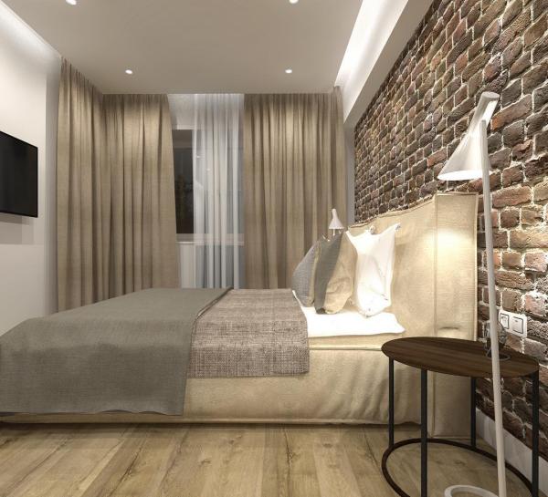Schlafzimmer Ideen Beige Gardinen ideen