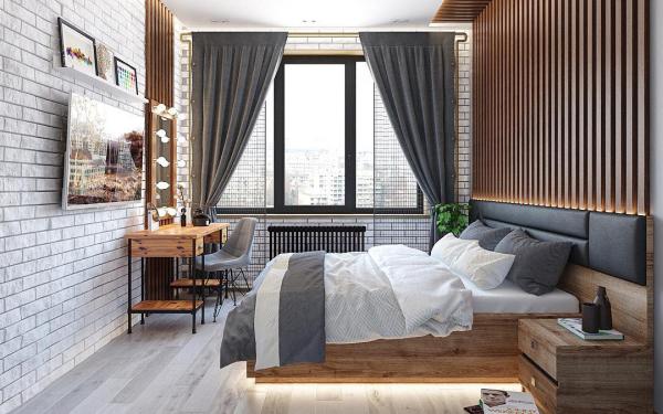 Schlafzimmer Ideen Holzbett Ideen moderne Betten