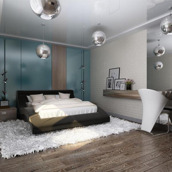 Schlafzimmer Ideen Wohnideeen moderne Schlafzimmergestaltung