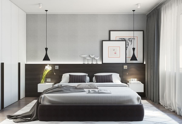 Schlafzimmer Ideen elegante Wohnideen