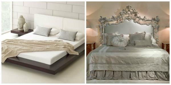 Schlafzimmer Ideen moderne Ideen Matratzen