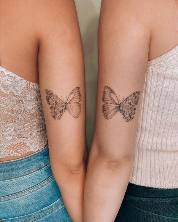 Schmetterlinge Tattoss tattoos 2020