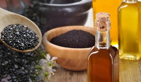 Schwarzkümmelöl Wirkung Trageöl verwenden gesundheitliche Vorteile