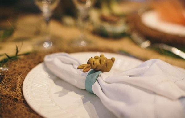 Tischgestaltung - Servuetten Falten - Servietten Falten