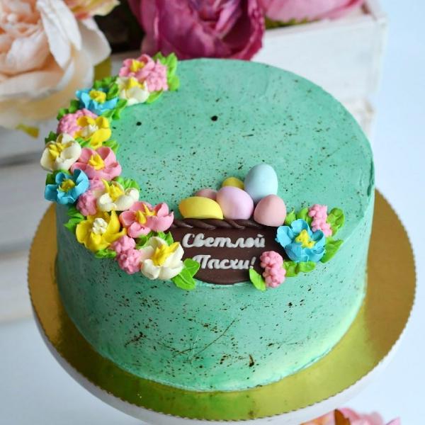 Torte für Ostern Inspiration Geburtstag