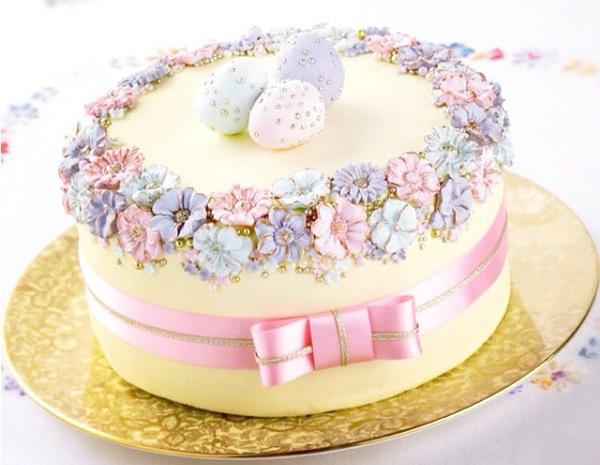 Torte für OsternSchmuck Torten Ostern 2020