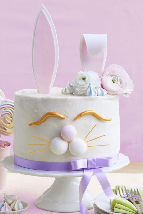 Torten Ideen - wunderschöne Osterdeko