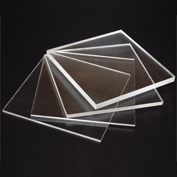 Transparente Ideen für Acryglassplatten