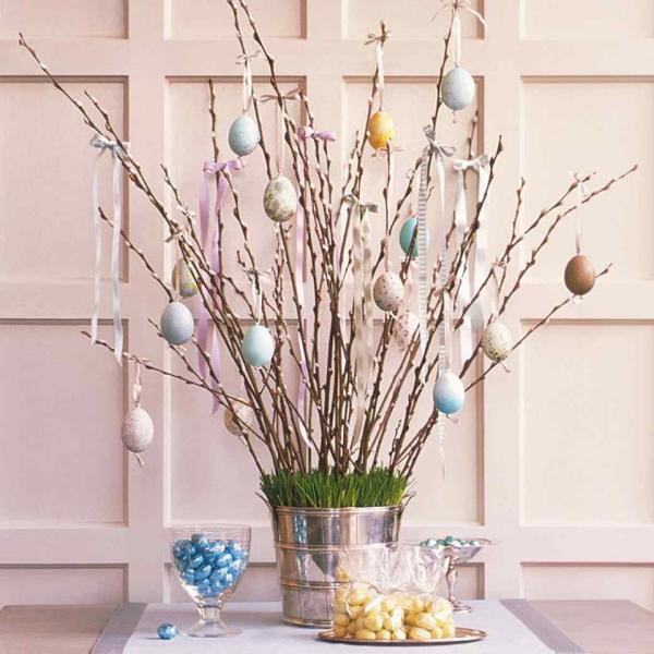 Vintage Blumenstrauß Ideen - Basteln mit Kindern