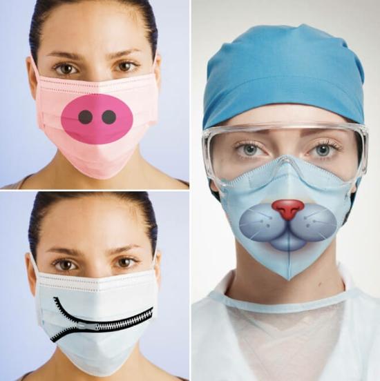 atemschutzmaske gegen coronavirus designs
