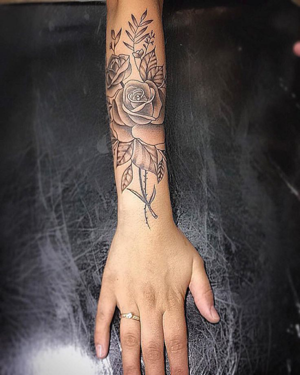 bluemn muster ideen tattoos 2020