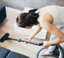 Frühjahrsputz und Fitness in einem – gute Tipps und Tricks für perfekte Sauberkeit und eine tolle Figur!