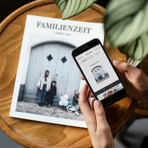 fotobuch online erstellen familienzeit