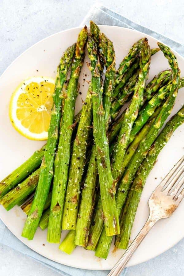 grünen Spargel zubereiten Spargel kochen Rezept Ideen