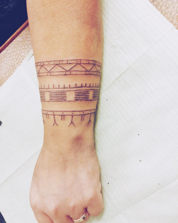 hand ideen indianer tattoo