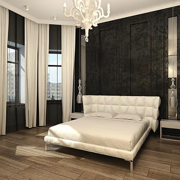 klassisches Bett Schlafzimmer Ideen