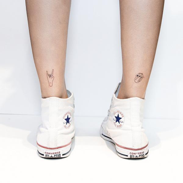 kleine symbole schöne tattoos 2020