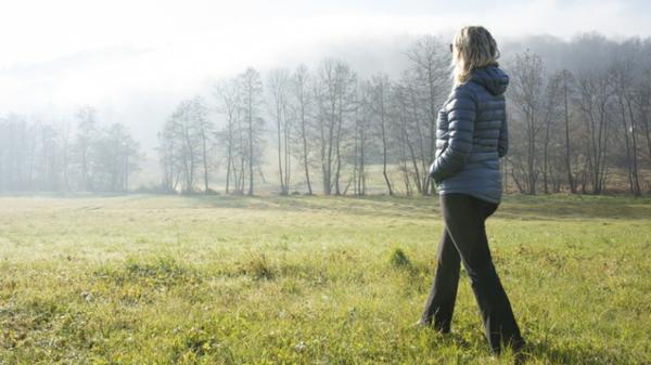 kurze spaziergänge natur langeweile vertreiben
