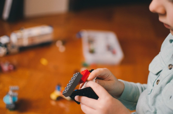 lego modellbau kinder