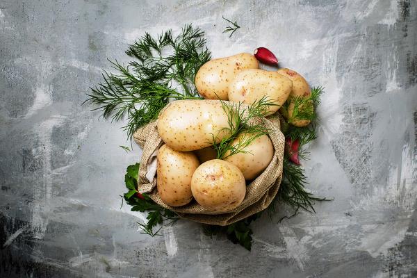 magenschonendes essen - leckere gesunde Kartoffeln