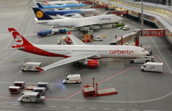 miniature modellbau flugzeuge