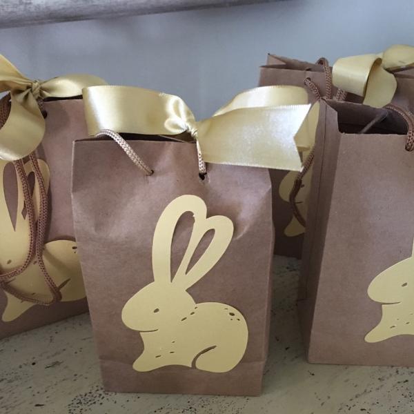 moderne Geschenkverpackungen DIY Ideen Basteln mit Kindern