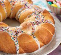 Osterkranz backen – zwei tolle Rezepte für die traditionelle Köstlichkeit!