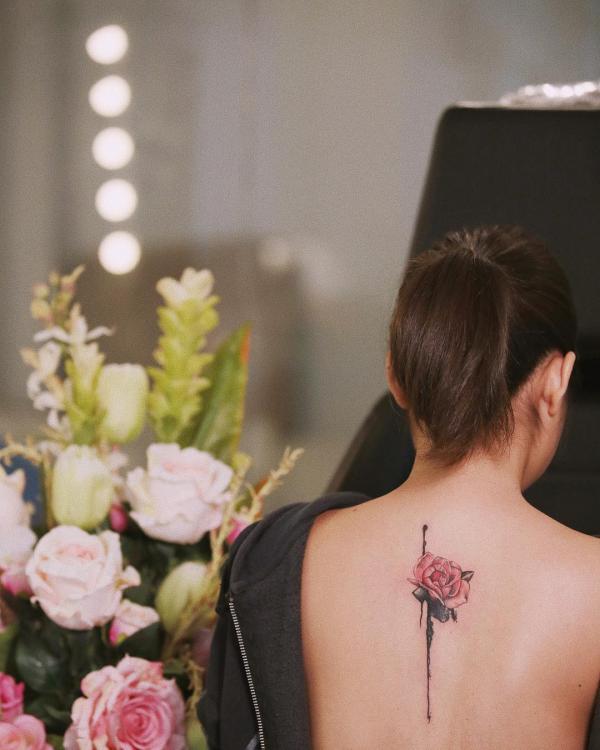schmuck am Körper - Tätowierungen Ideen tattoos 2020