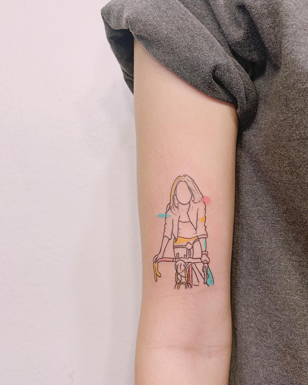 tattoos 2020 - Damen Hobies Alltag