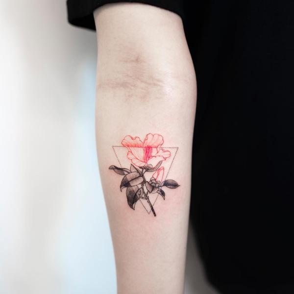 tattoos 2020 geometrische ideen und figuren