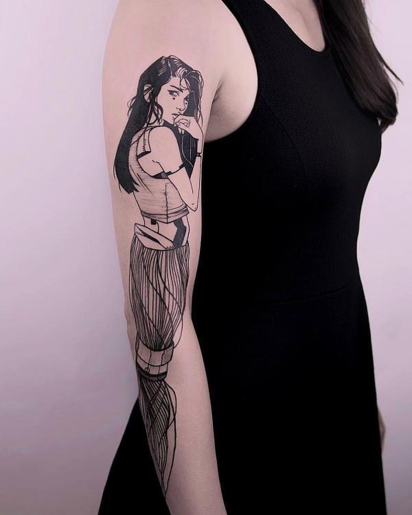 tattoos 2020 kleider ideen damen