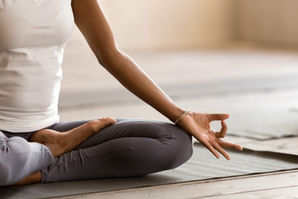 yoga meditation langeweile vertreiben corona krise