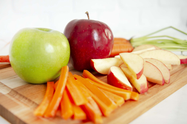 Abnehmtipps gesunde Lebensmitteln