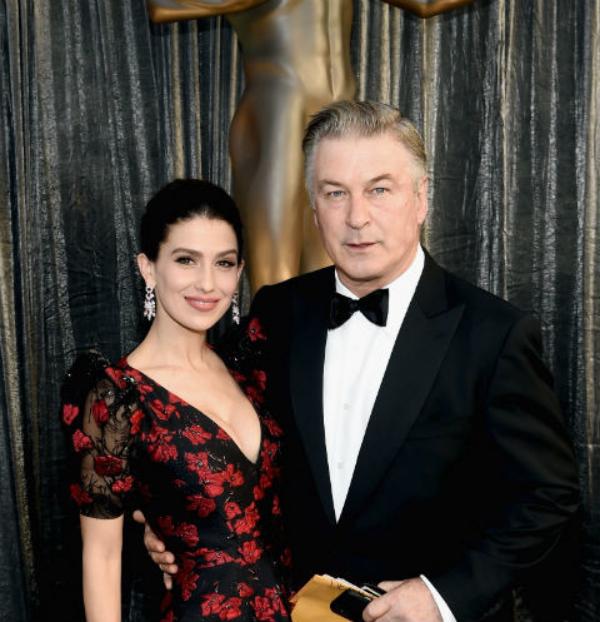 Alec Baldwin 62 beliebter Schauspieler Hilaria zweite Ehefrau glücklich zusammen