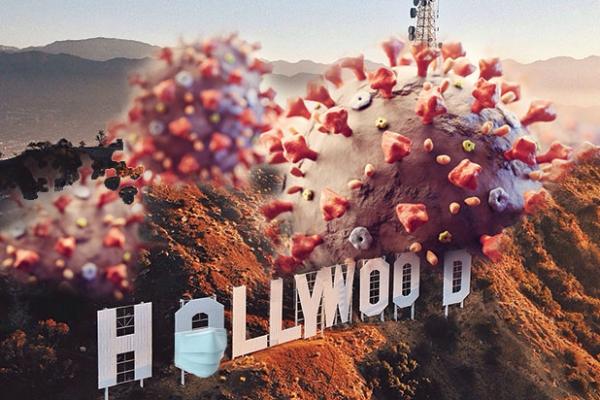 Alle Topfilme, die durch das Coronavirus verzögert wurden hollywood logo virus