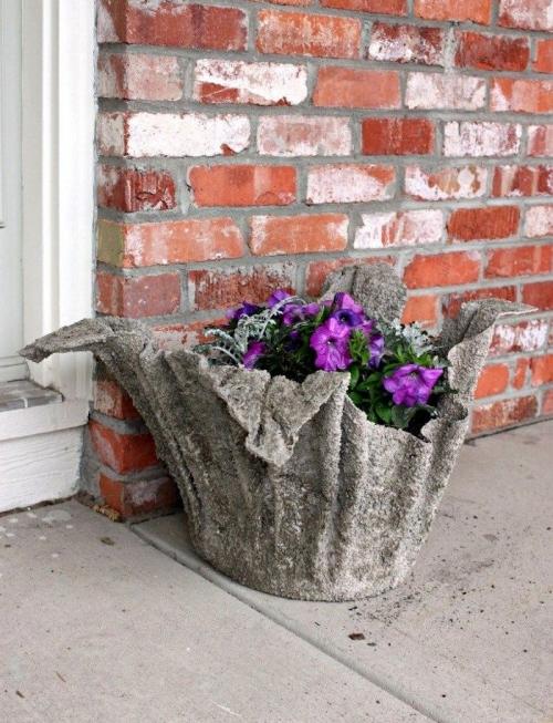 Betondeko - DIY Gartengestaltung