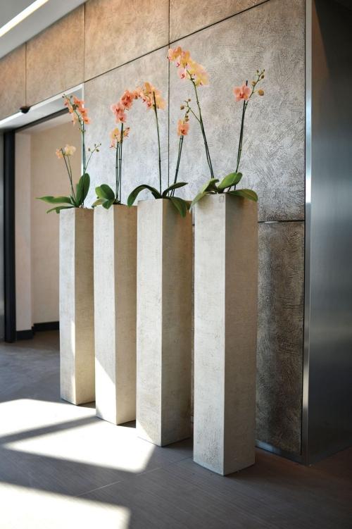 Betondeko - ein riesiger Raum Betondeko selber machen
