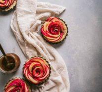 Blätterteig Rosen backen: eine köstliche Rezeptidee mit Sommerfrüchten