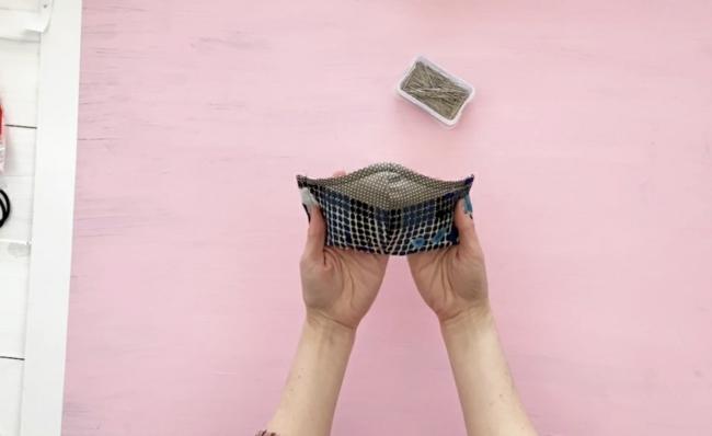 DIY Mundschutz selber machen Atemschutzmaske mit HEPA-Filter