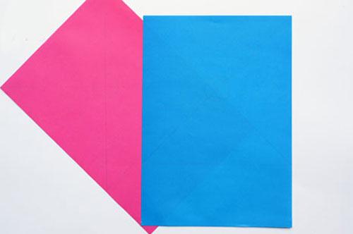 Die Papierblätter DIY Ideen