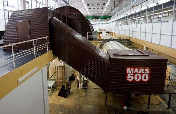 Diese Mars-500 Crew verbrachte 520 Tage in Isolation Hier sind ihre Tipps anlage der mars 500 mission