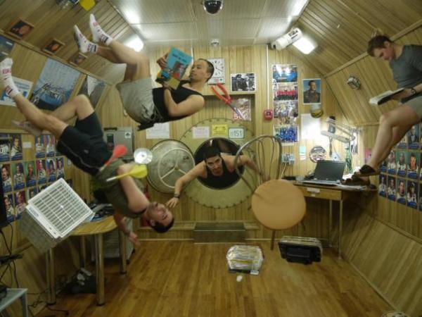 Diese Mars-500 Crew verbrachte 520 Tage in Isolation Hier sind ihre Tipps schwerlosigkeit isolation simulation
