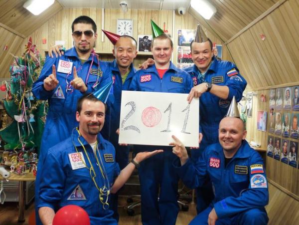 Diese Mars-500 Crew verbrachte 520 Tage in Isolation Hier sind ihre Tipps silvester feier 2011 in isolation