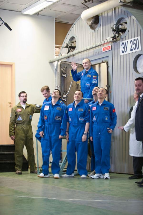 Diese Mars-500 Crew verbrachte 520 Tage in Isolation Hier sind ihre Tipps zum ersten mal wieder draußen