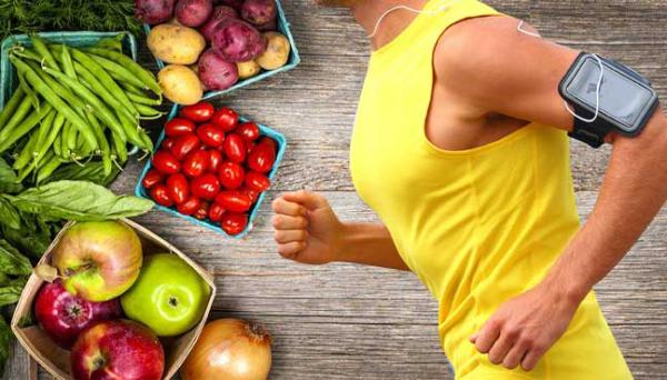 Gesunde Ernährung und Bewegung Abnehmtipps