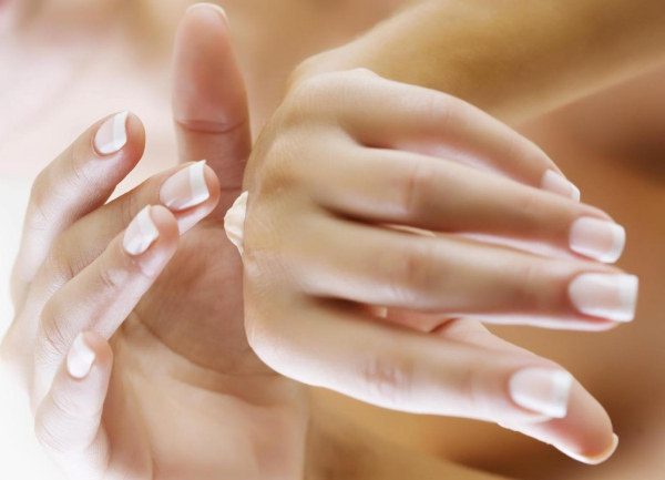 Handcerem selber machen schöne Hände